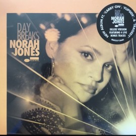 JONES Norah : LP Day Breaks