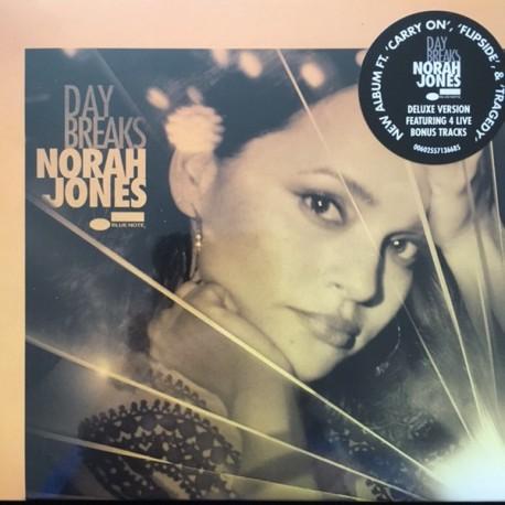 JONES Norah : LP Day Breaks