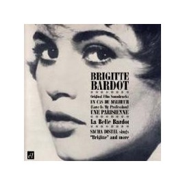 OST BARDOT Brigitte : CD Love Is My Profession / Une Parisienne