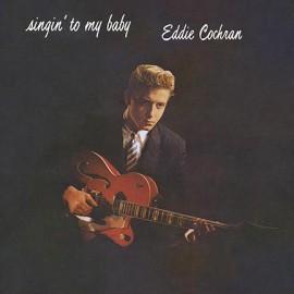 EDDIE COCHRAN : LP Singin' To My Baby