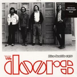 DOORS (the) : LPx2 Live Seattle 1970