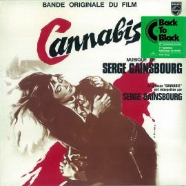 GAINSBOURG Serge : LP Cannabis