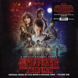 DIXON Kyle & STEIN Michael : LPx2 Stranger Things