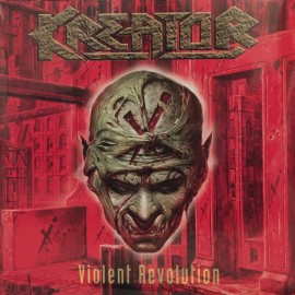 KREATOR : LPx2+CD Violent Revolution