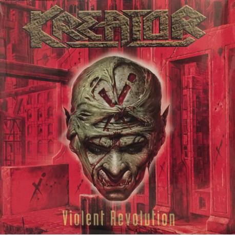 KREATOR : LPx2+CD Violent Revolution