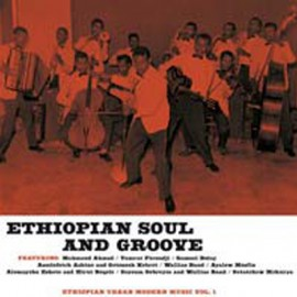 VARIOUS : LP Ethiopian Soul And Groove - Ethiopian Urban Modern Music Vol. 1