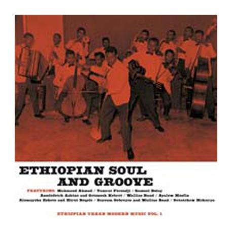 VARIOUS : LP Ethiopian Soul And Groove - Ethiopian Urban Modern Music Vol. 1