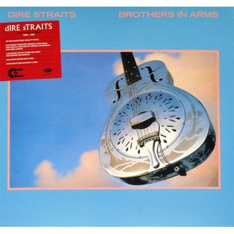 DIRE STRAITS : LPx2 Brothers In Arms