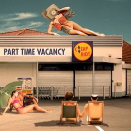 CHEAP RIOT : Part-Time Vacancy