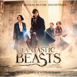 HOWARD James Newton : LPx2 Fantastic Beasts And Where To Find Them (Original Motion Picture Soundtrack)