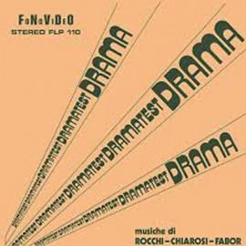 ROCCHI / CHIAROSI / FABOR : LP+CD Dramatest