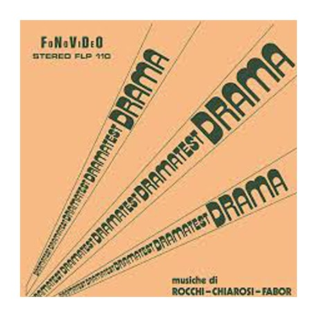 ROCCHI / CHIAROSI / FABOR : LP Dramatest