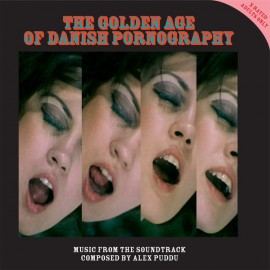 PUDDU Alex : LP The Golden Age Of Danish Pornography