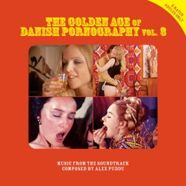 PUDDU Alex : LP+CD The Golden Age Of Danish Pornography vol3