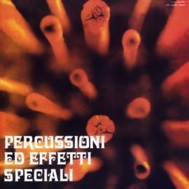 UMILIANI Piero : LPx2+CD Percussioni Ed Effetti Speciali