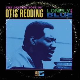REDDING Otis : LP Lonely & Blue - The Deepest Soul Of Otis Redding