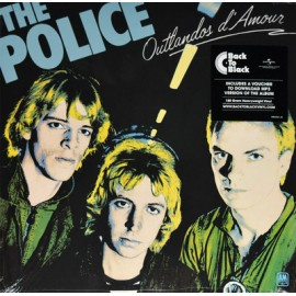 POLICE (the) : LP Outlandos D'Amour