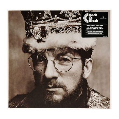 COSTELLO Elvis : LP King Of America