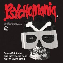 CAMERON John : LP Psychomania