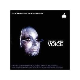 EDDA DELL'ORSO : Voice