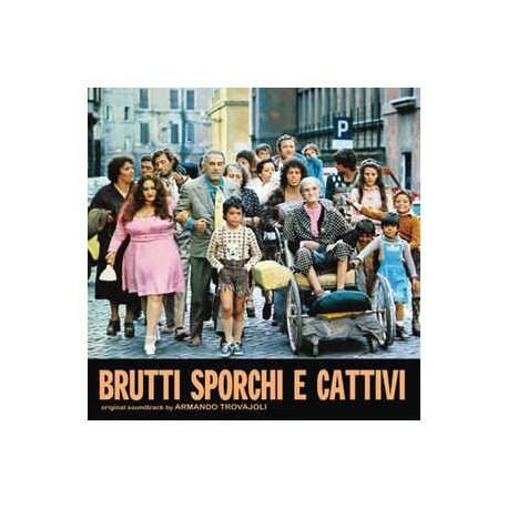 TROVAIOLI Armando : LP Brutti, Sporchi E Cattivi