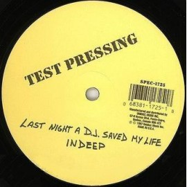 "SPLIT 12""EP INDEEP / LORRAINE JOHNSON"