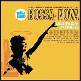 JONES Quincy : LP Big Band Bossa Nova