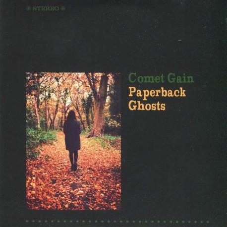 COMET GAIN : LP Paperback Ghosts