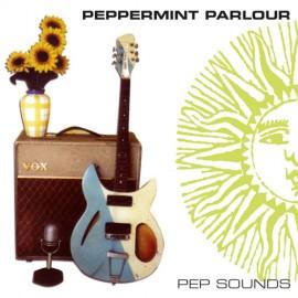 PEPPERMINT PARLOUR : CD Pep Sounds