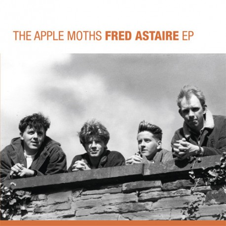 """APPLE MOTHS (the) : 12""""EP Fred Astaire EP"""