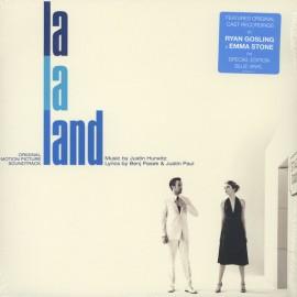 HURWITZ Justin : LP La La Land (Blue Vinyl)
