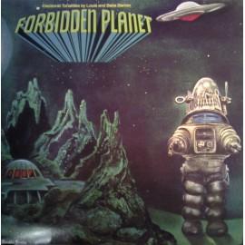 BARRON Louis And Bebe : LP Forbidden Planet