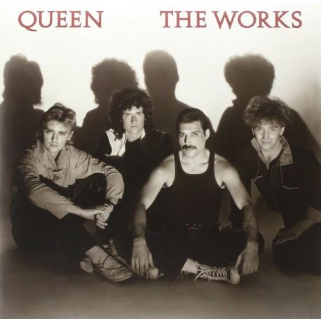 QUEEN : LP The Works
