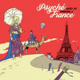 VARIOUS : LP Psyché France Vol3
