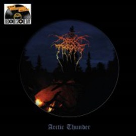 DARKTHRONE : LP Picture Artic Thunder