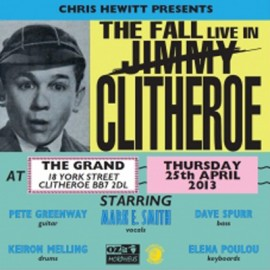 FALL (the) : LP Live in Clitheroe 2013