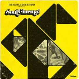 PALLEM Fred & LE SACRE DU TYMPAN : LP Soul Cinema