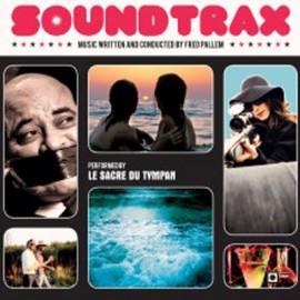 PALLEM Fred & LE SACRE DU TYMPAN : LP Soundtrax