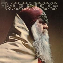 MOONDOG : LP Moondog (White LP)