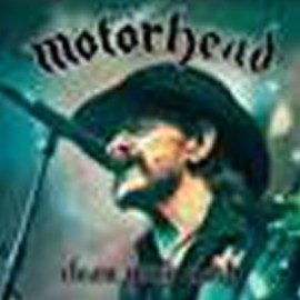 MOTORHEAD : LP Picture Clean Your Clock