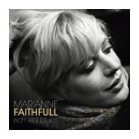 FAITHFULL Marianne : LP Rich Kid Blues