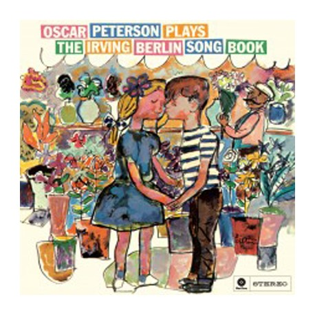 PETERSON Oscar : LP Oscar Peterson Plays The Irving Berling Songbook