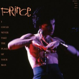 """PRINCE : 12""""EP I Could Never Take The Place Of Your Man"""