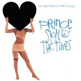 """PRINCE : 12""""EP Sign 'O' The Times"""