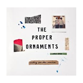 PROPER ORNAMENTS (the) : LP Waiting For The Summer