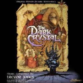 JONES Trevor : LP The Dark Crystal : The Original Soundtrack