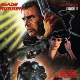 VANGELIS : LP Picture Blade Runner