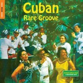 VARIOUS : LP The Rough Guide To Cuban Rare Groove