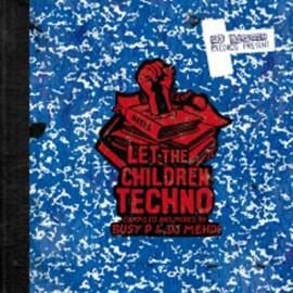 VARIOUS : LPx2 Let The Children Techno
