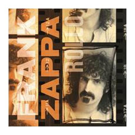 """ZAPPA Frank : 10""""EP Rollo"""